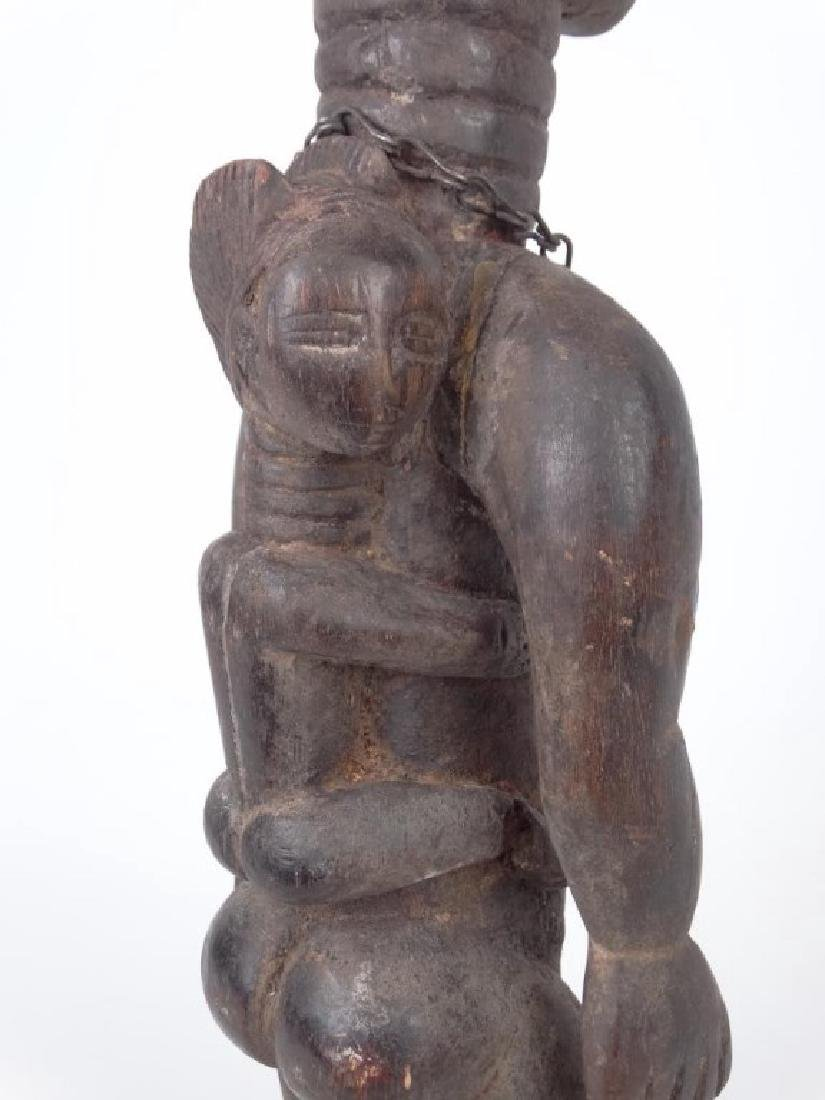 African Carved Figures - 9