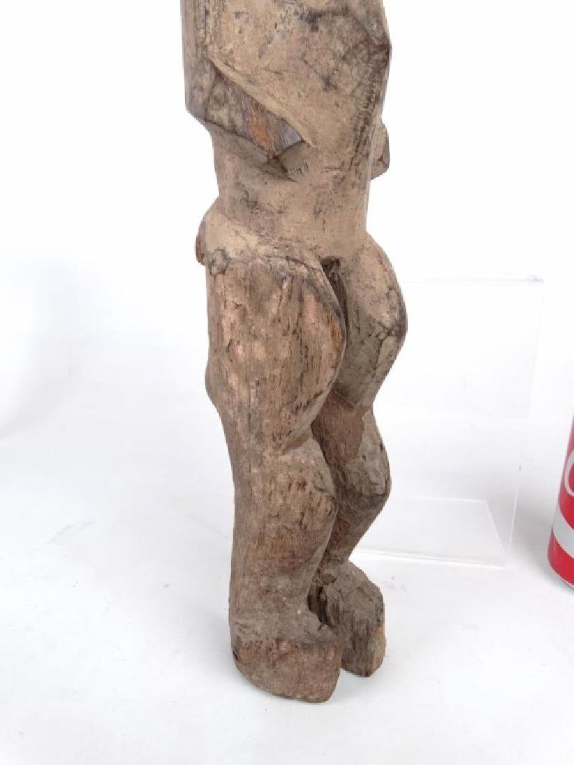 African Carved Figures - 10
