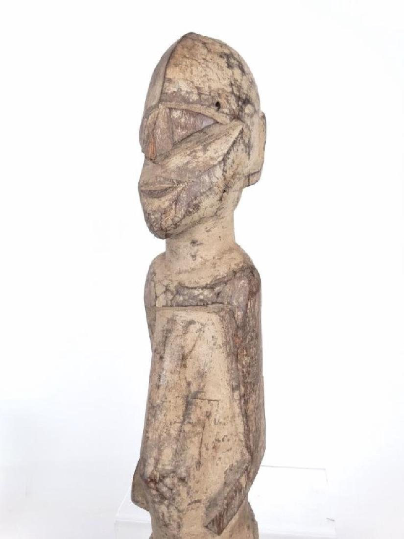 African Carved Figures - 8