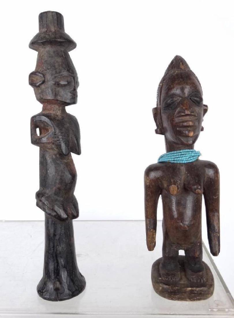 African Carvings - 4