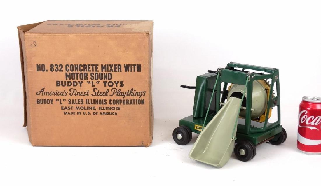"Buddy ""L"" Toy Truck In Original Box"
