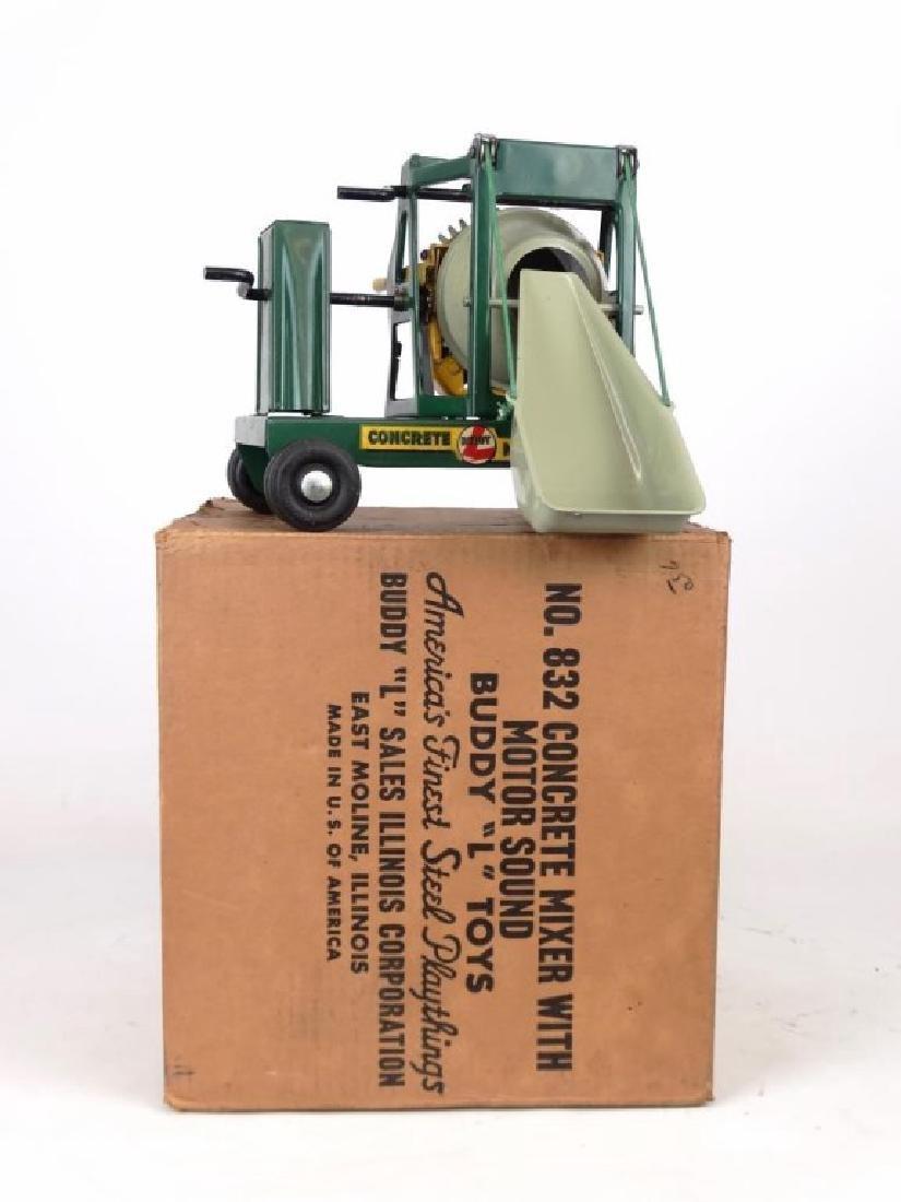 "Buddy ""L"" Toy Truck In Original Box - 6"