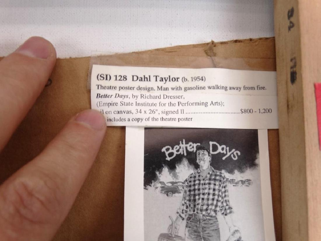 Dahl Taylor (American b. 1954) - 7