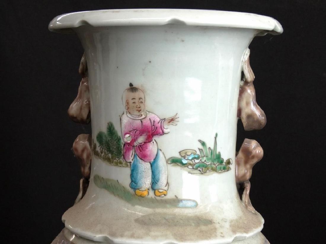 Asian Vases - 3