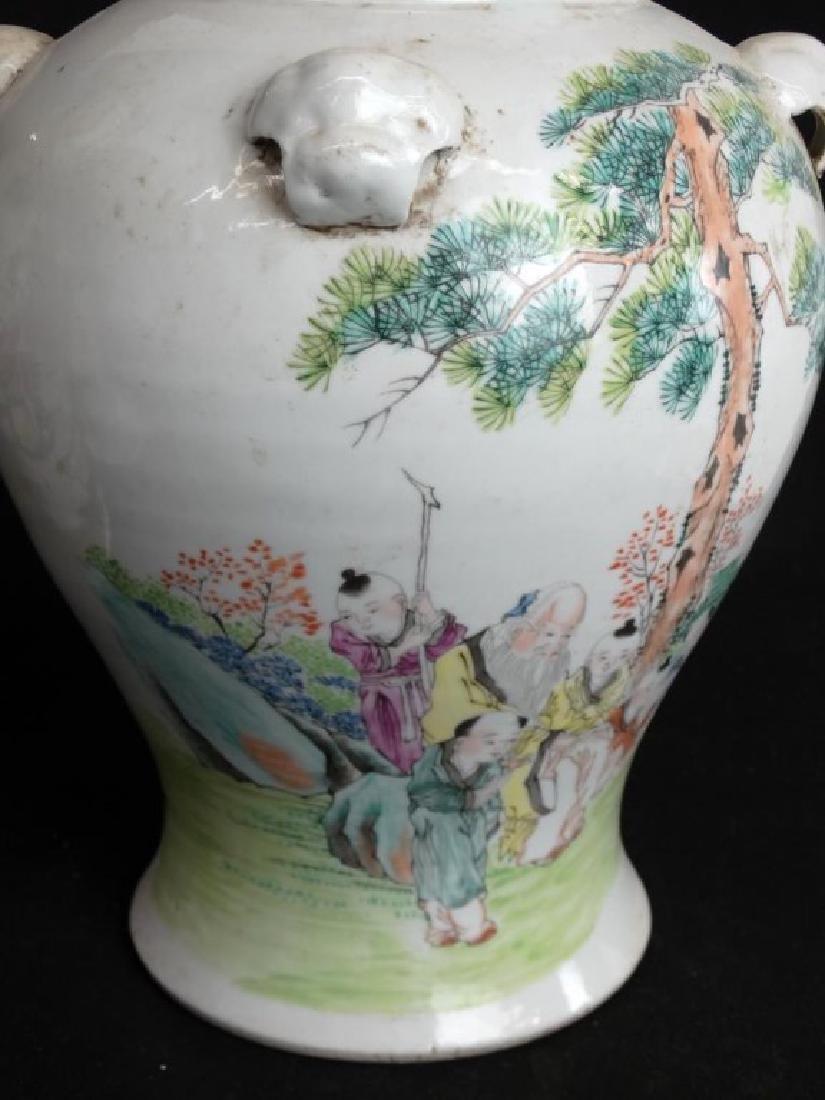 Asian Vases - 8