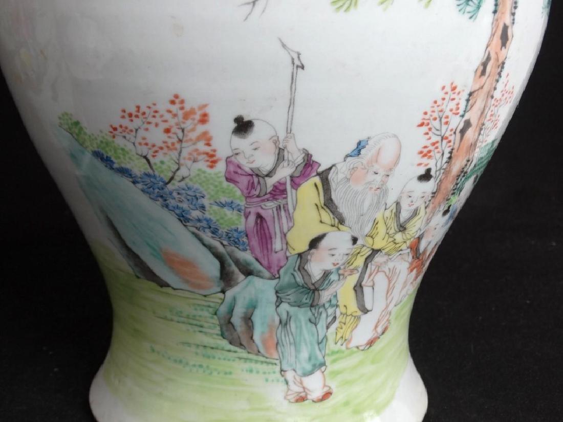 Asian Vases - 9