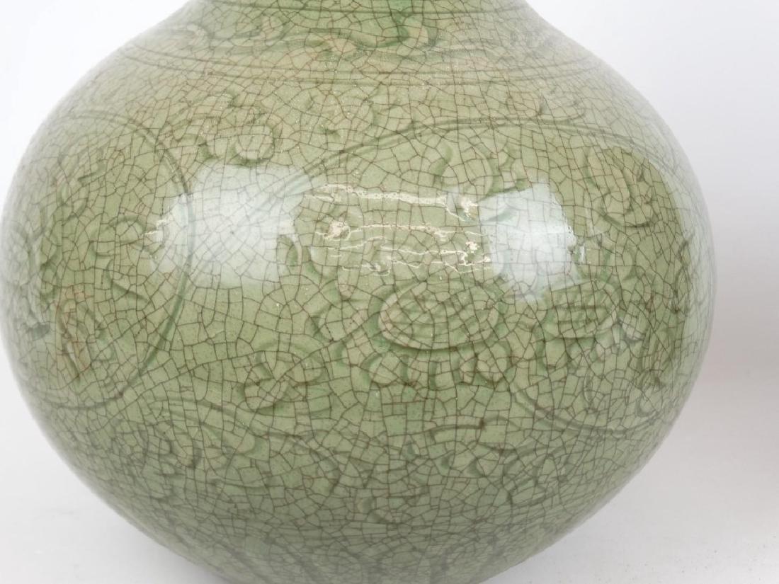 Asian Vases - 4