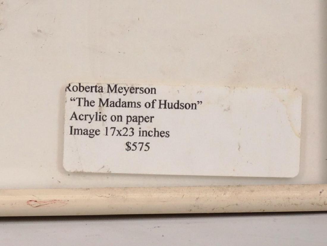 Roberta Meyerson (American 20th Century) - 4