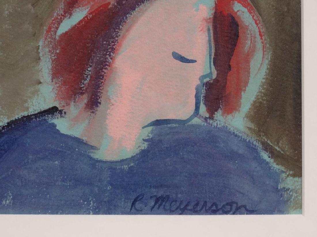 Roberta Meyerson (American 20th Century) - 2