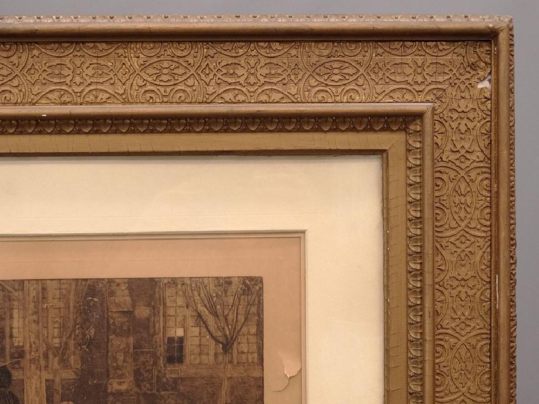 19th c. Engraving - 3