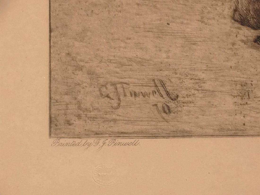 19th c. Engraving - 5