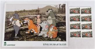 Banksy (b. 1974), Greenpeace Poster & Sticker Set