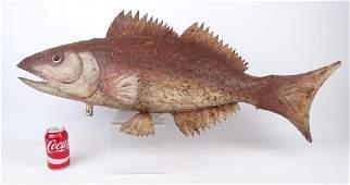 Sheet Metal Fish Weathervane