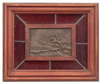 Early Bronze Plaque