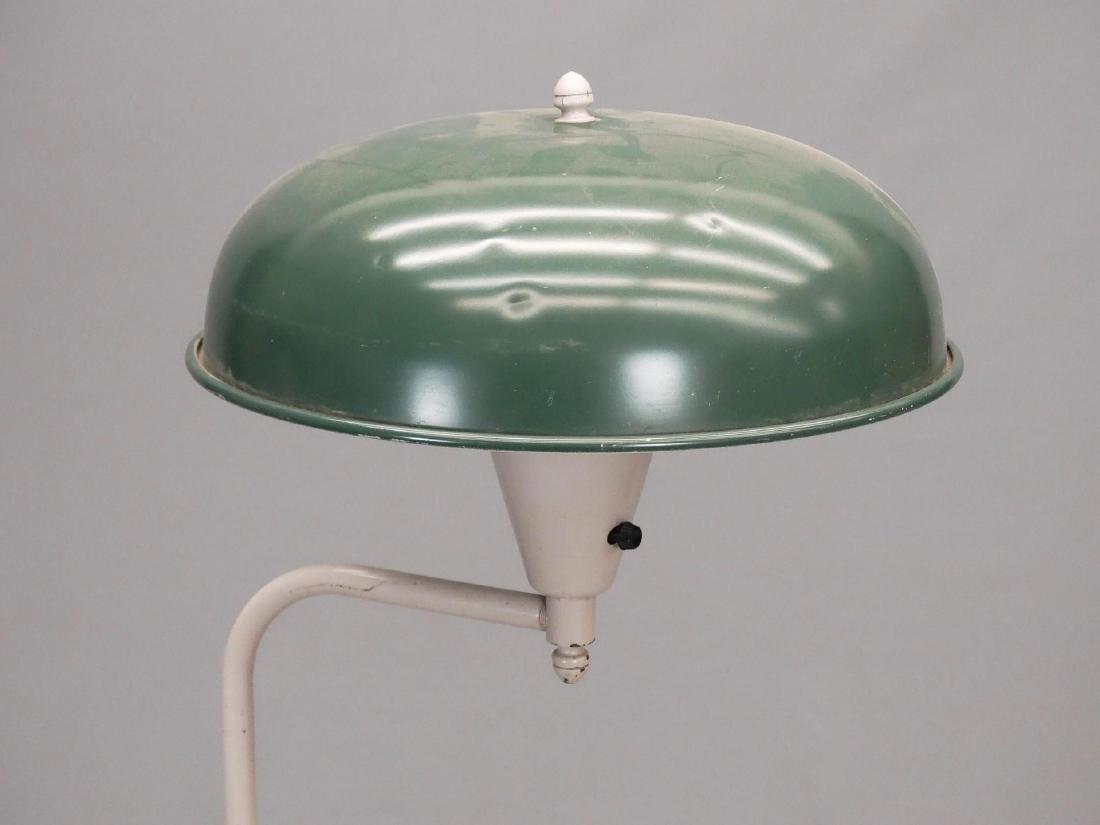 Pair Mid Century Floor Lamps - 2
