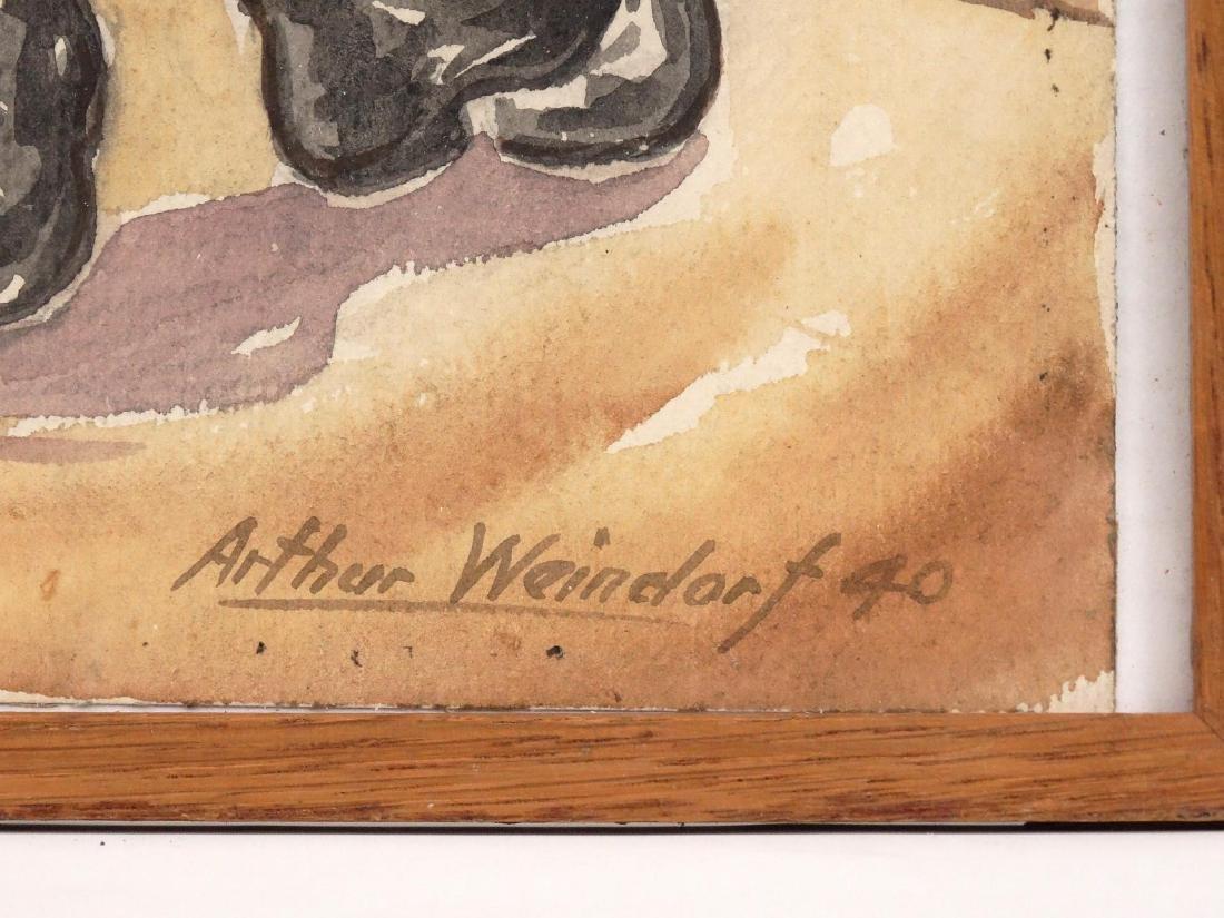 Arthur Weindorf (1885-1979) - 3