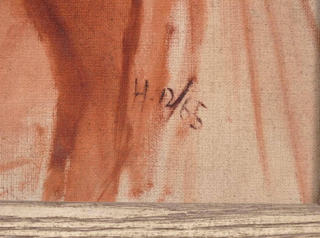 R. Hoenic (20th Century, Woodstock N.Y. School) - 6