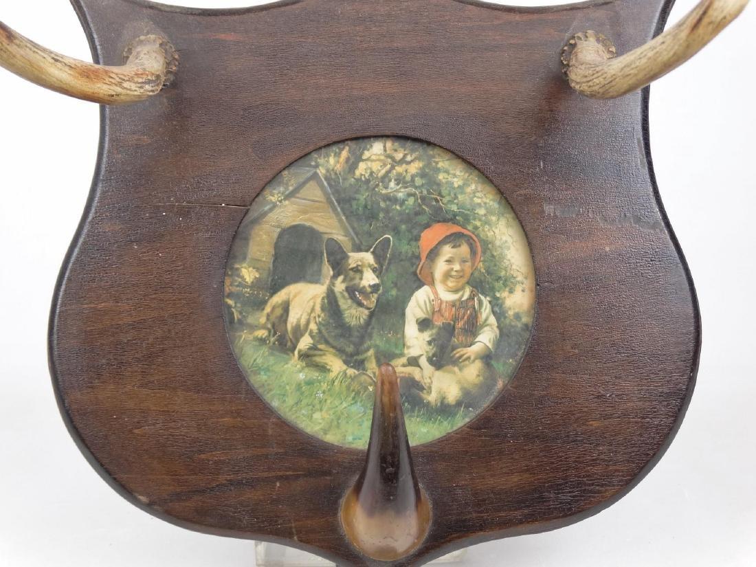 Horn Rack - 4
