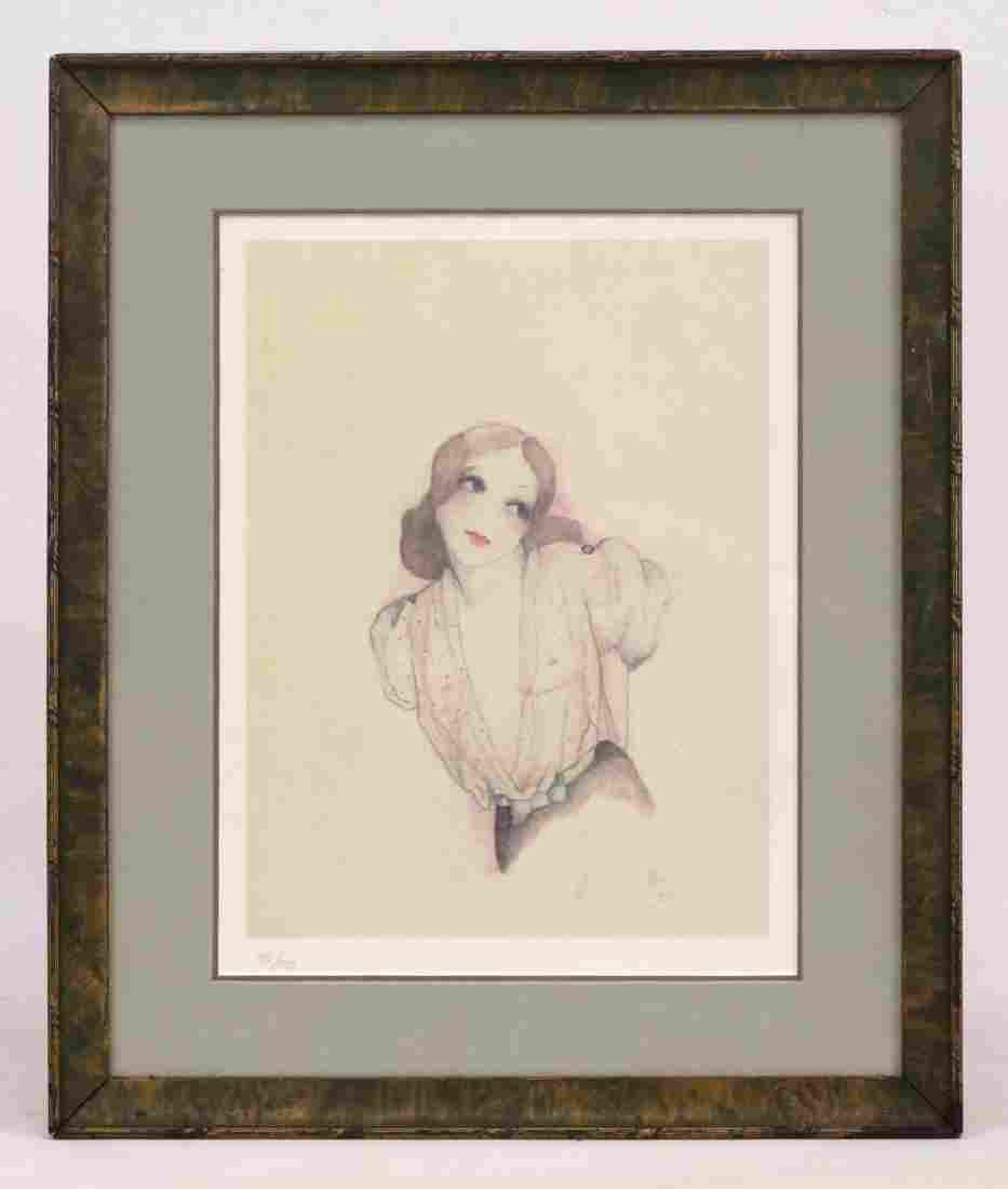 Beatrice Wood (1893-1998), Numbered Print