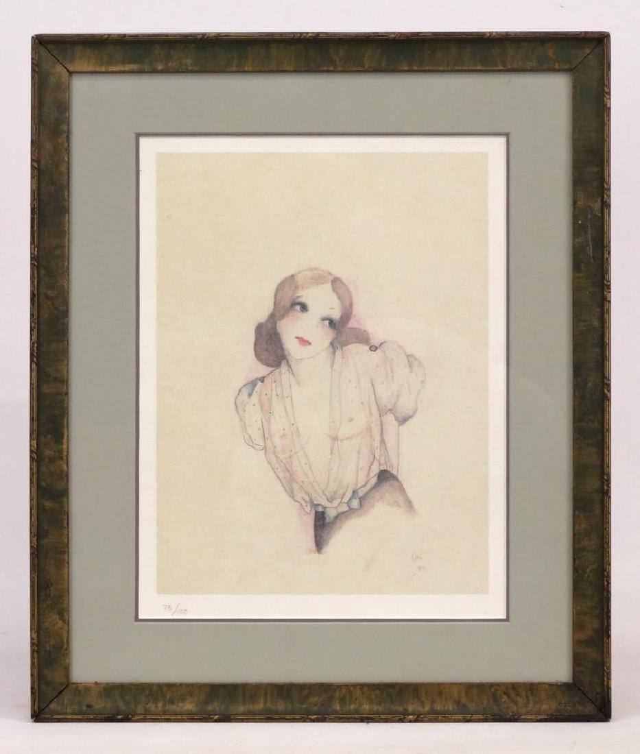Beatrice Wood (1893-1998), Numbered Print