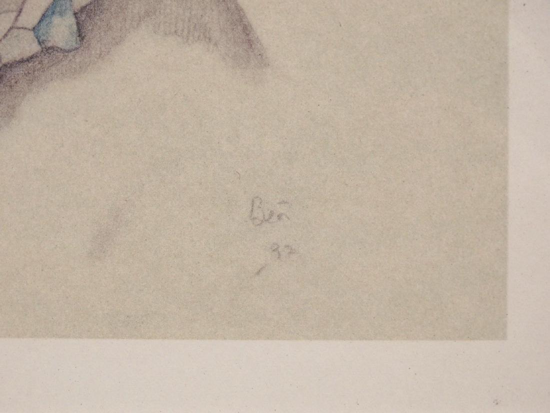 Beatrice Wood (1893-1998), Numbered Print - 2