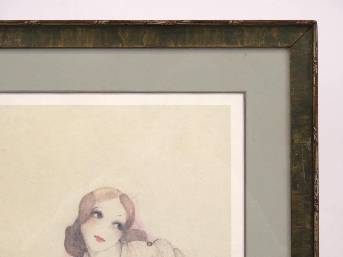 Beatrice Wood (1893-1998), Numbered Print - 4