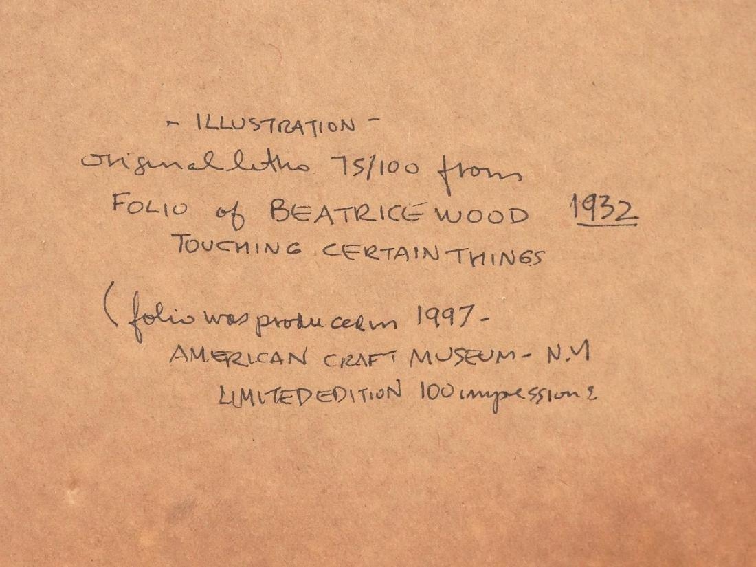 Beatrice Wood (1893-1998), Numbered Print - 5