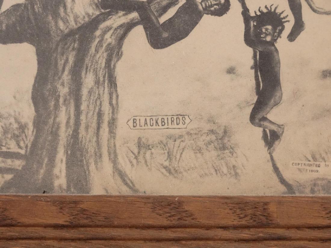 1908 Black Americana Print - 3