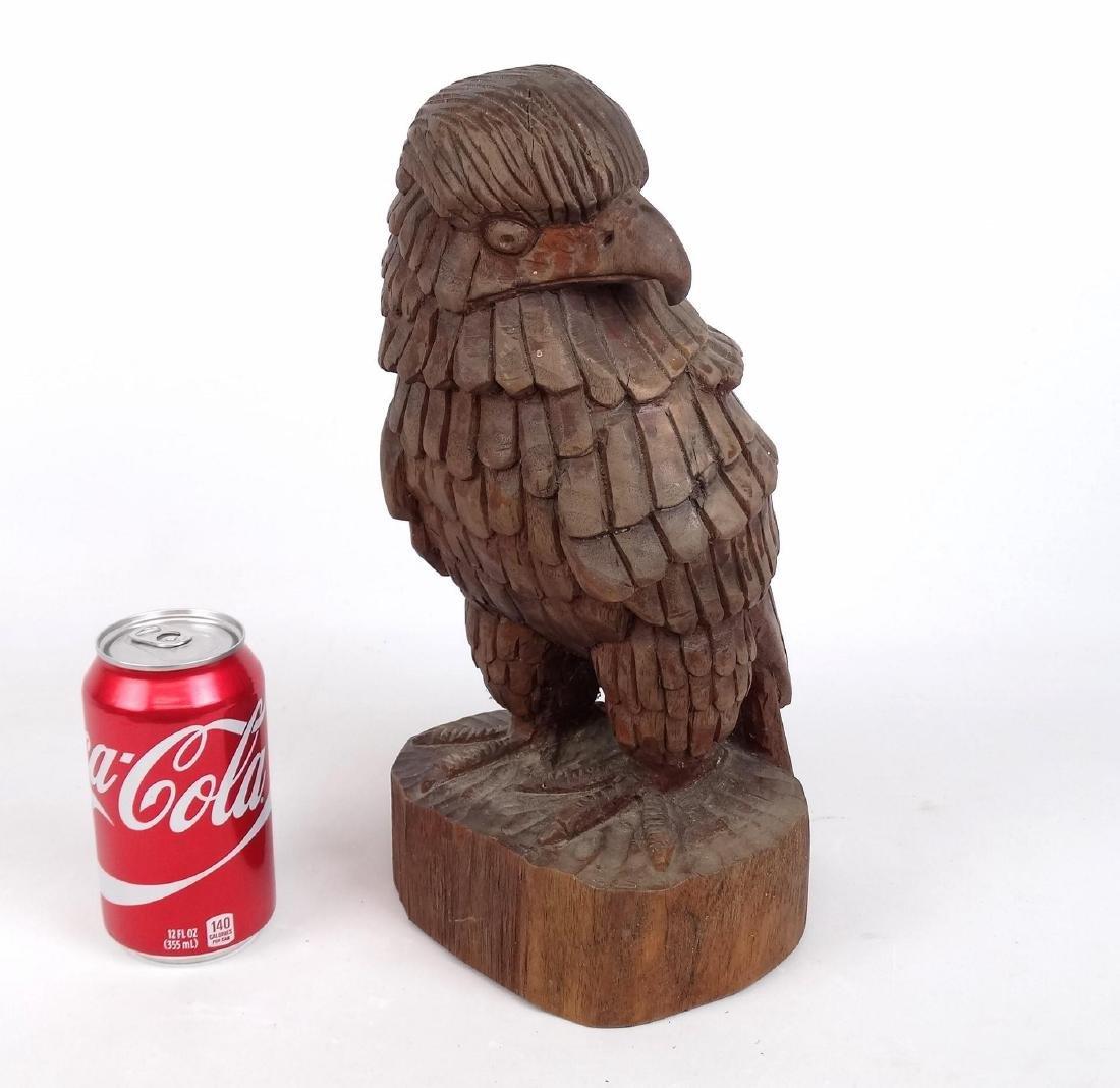Milan Popovic Wooden Sculpture