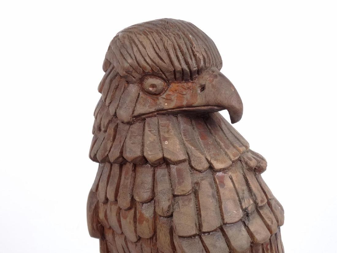 Milan Popovic Wooden Sculpture - 2