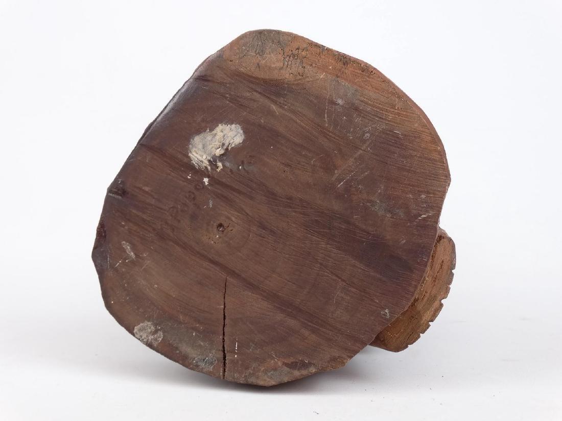 Milan Popovic Wooden Sculpture - 6