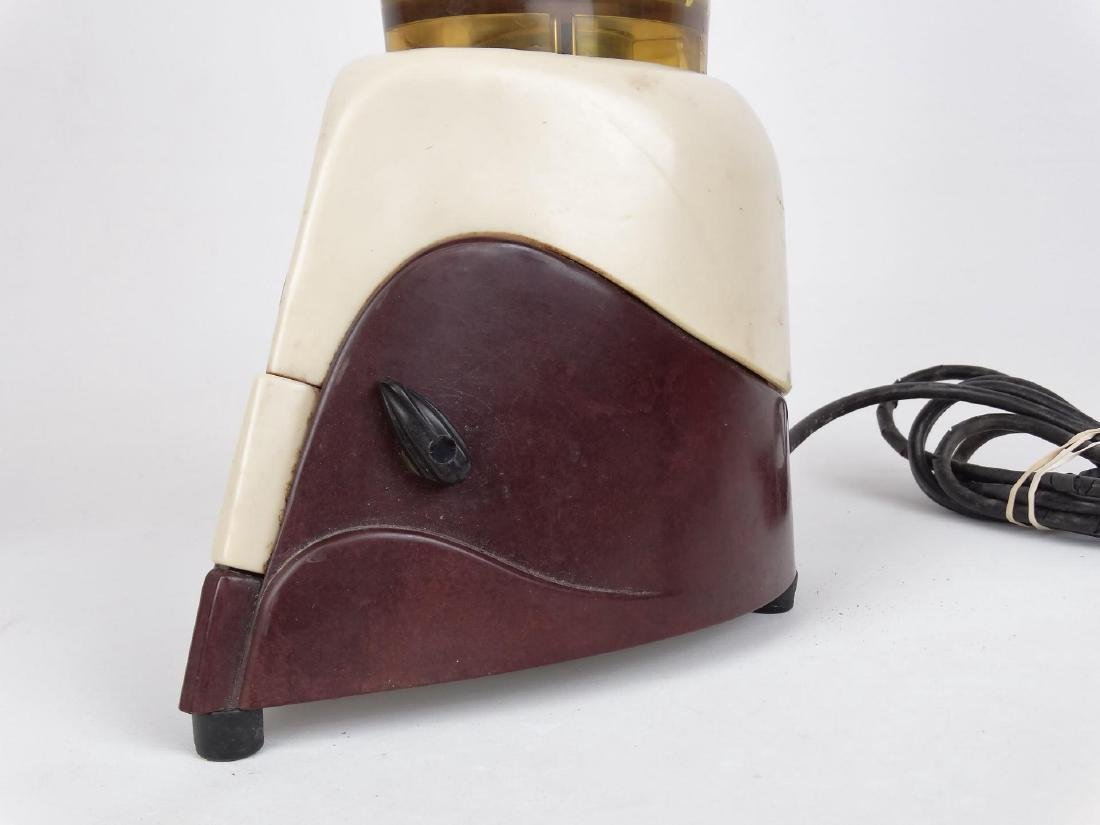 Art Deco Electric Blender - 3