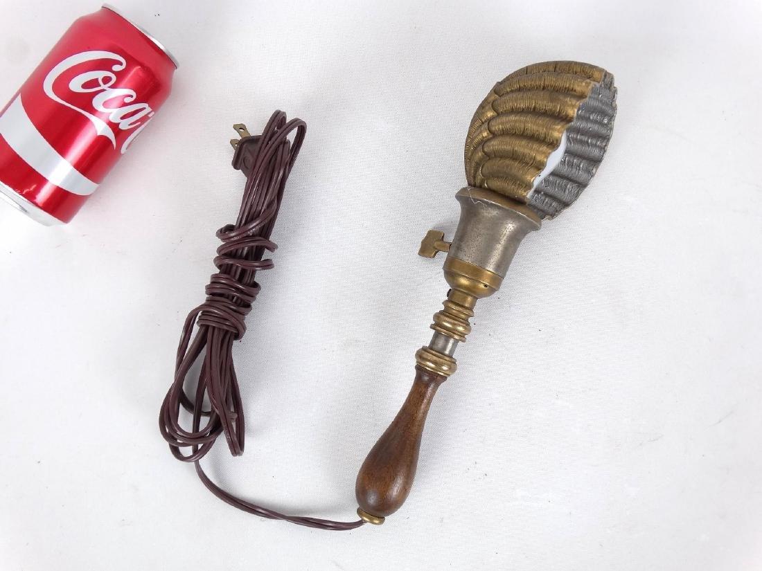 Vintage Hand Held Lamp