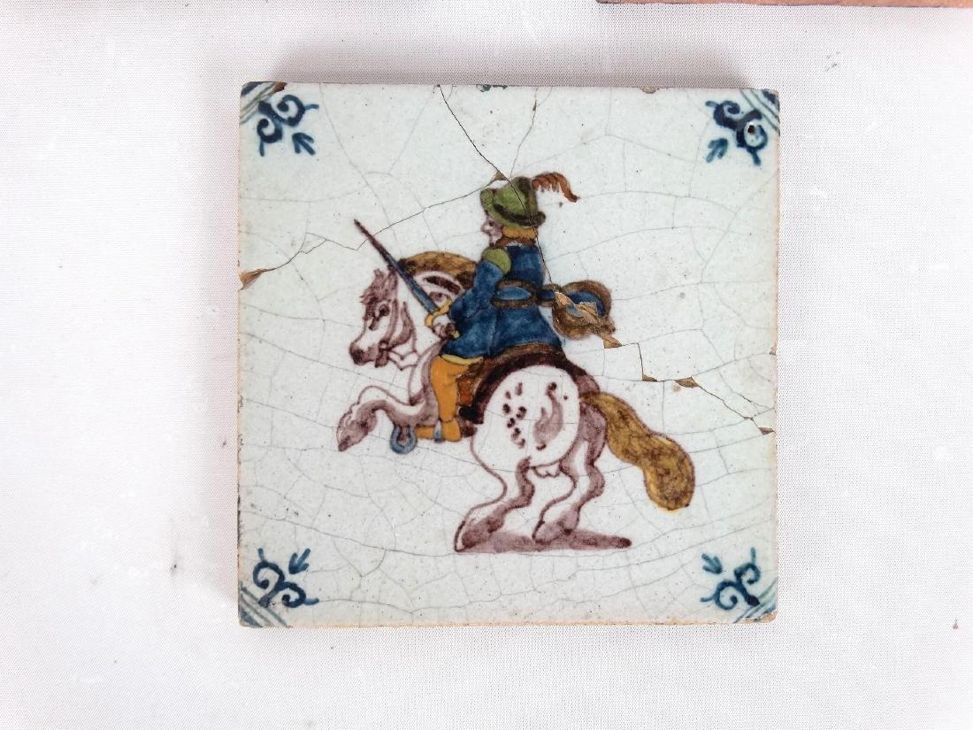 Delft Tiles - 4