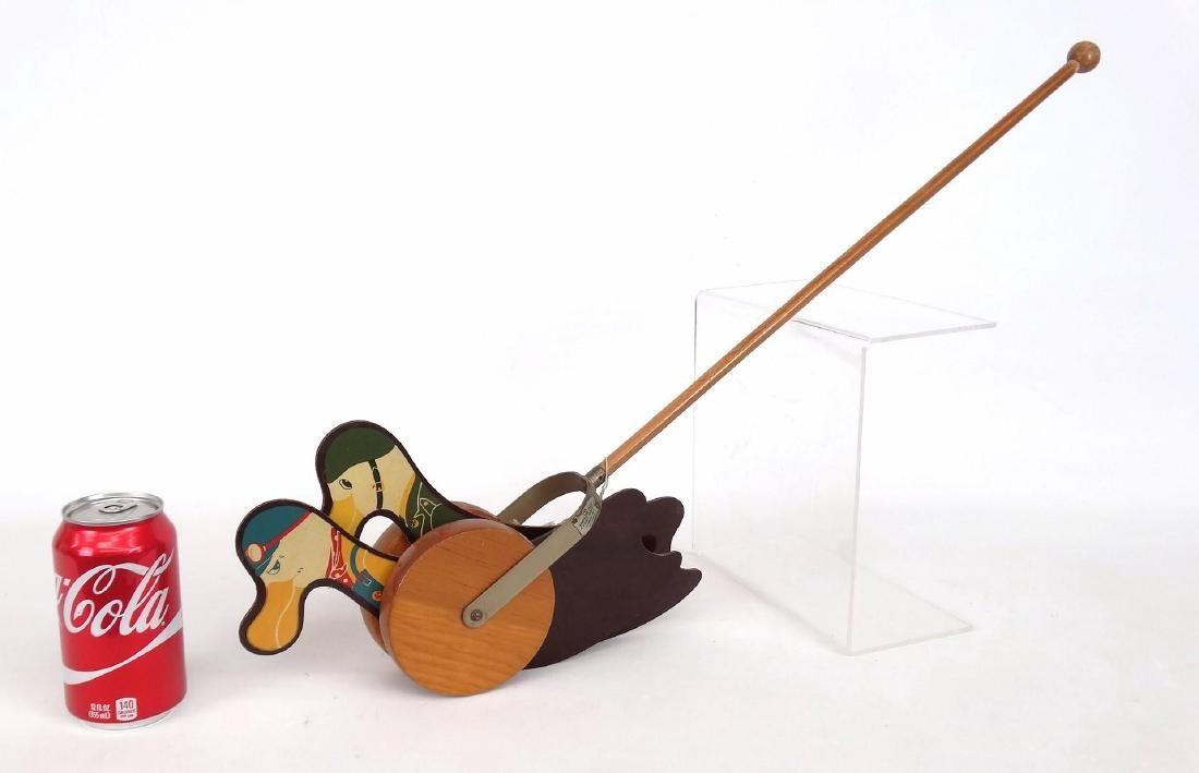 1940's Child's Push Toy