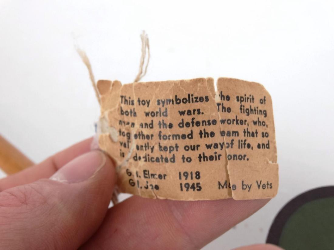 1940's Child's Push Toy - 4