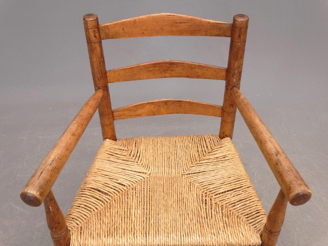 19th c. Armchair - 2