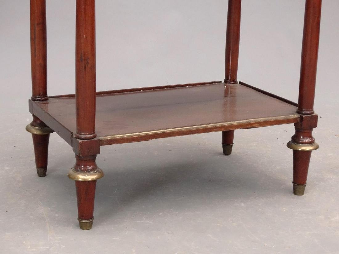 French Lamp Table - 5