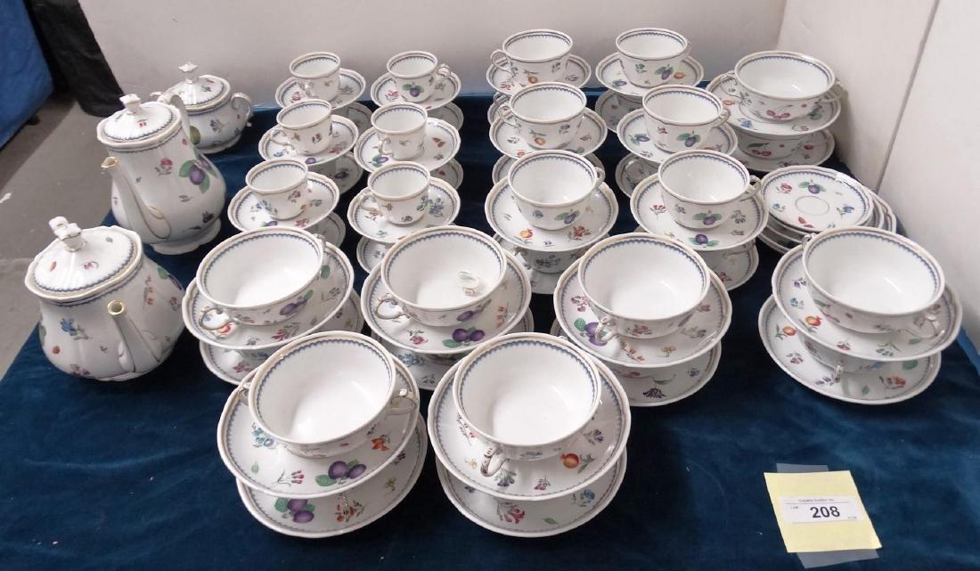 Ginori Tea Set