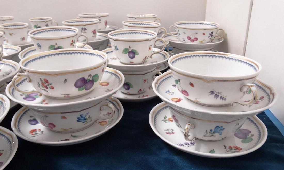 Ginori Tea Set - 2