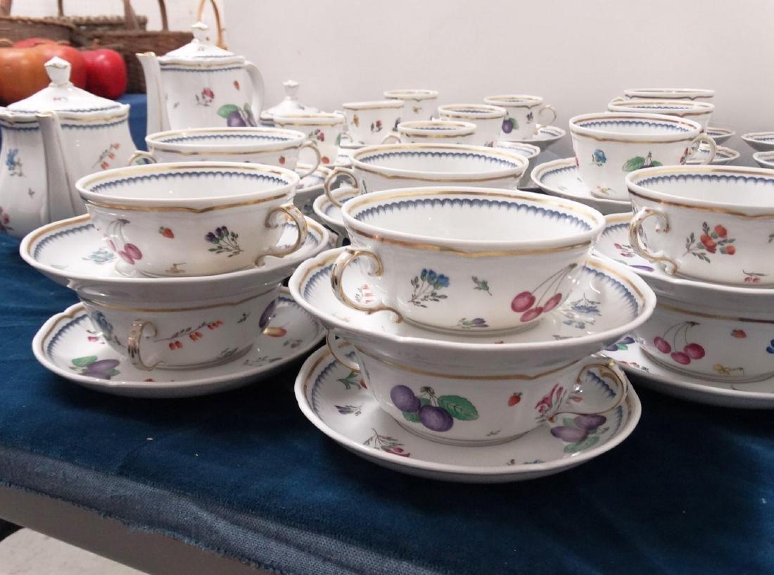Ginori Tea Set - 3