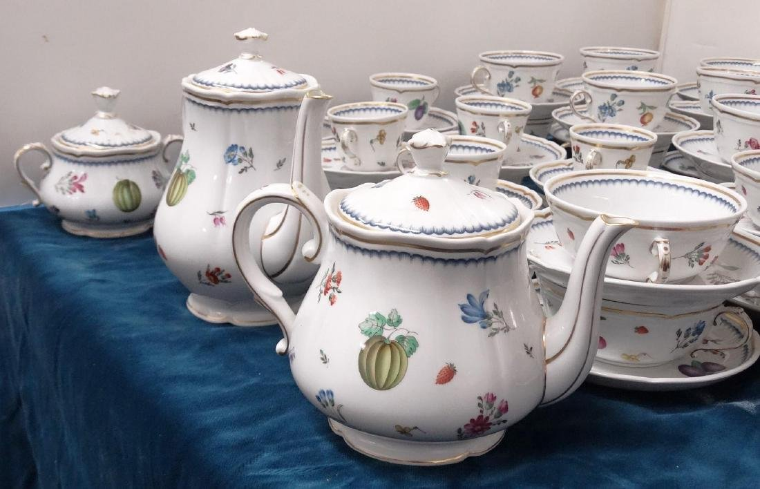 Ginori Tea Set - 4