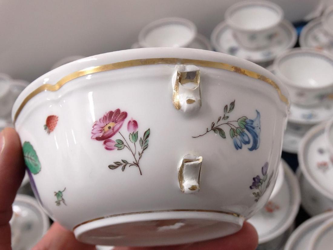 Ginori Tea Set - 5