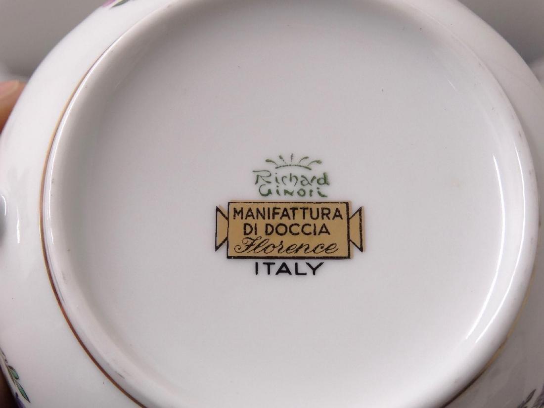 Ginori Tea Set - 7