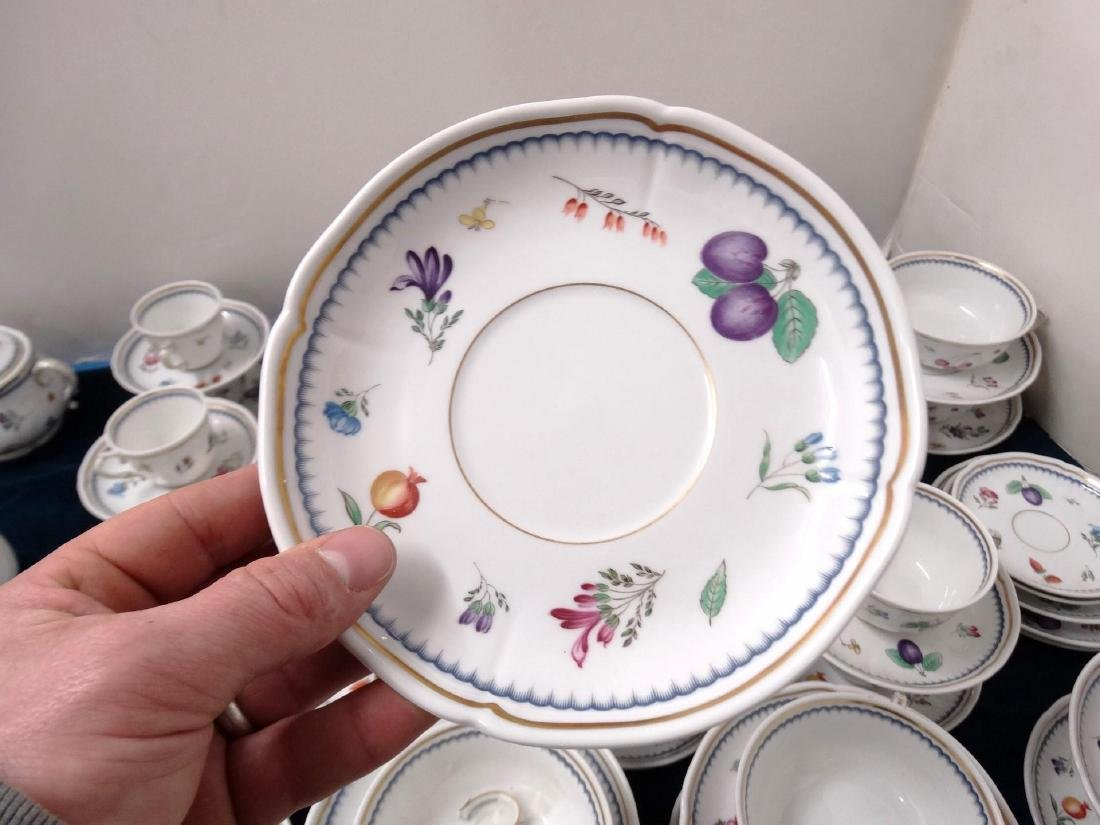 Ginori Tea Set - 8