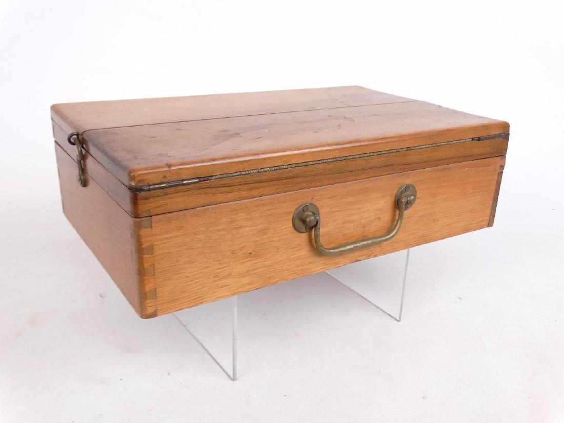 French Writing Box - 2
