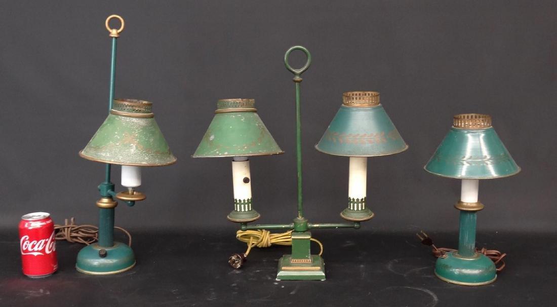 Tole Lamps