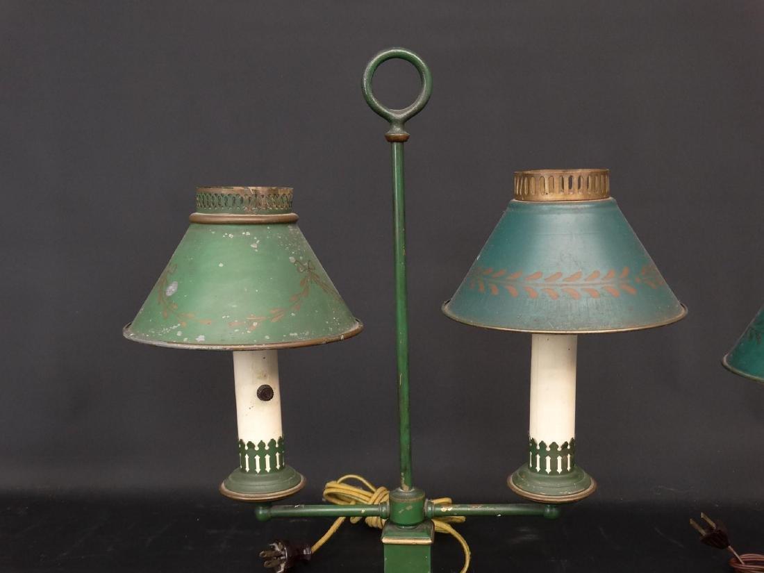 Tole Lamps - 2