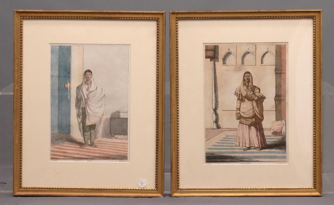 19th c. Continental Prints