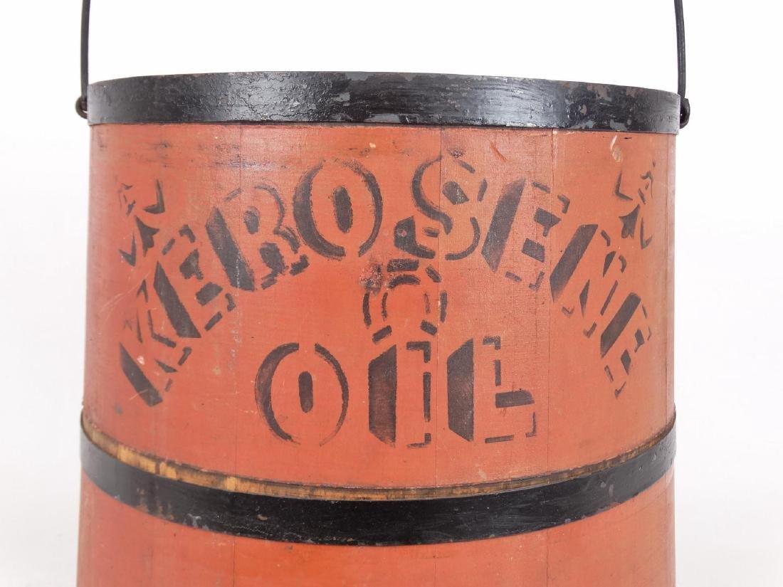 Early Kerosene Bucket - 2